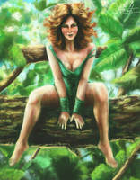 Green by Ugorarts