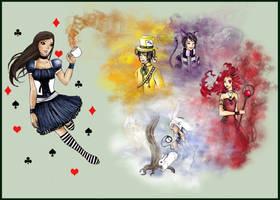 Wonderland - Storm in a Teacup by Oo-Ninart-oO