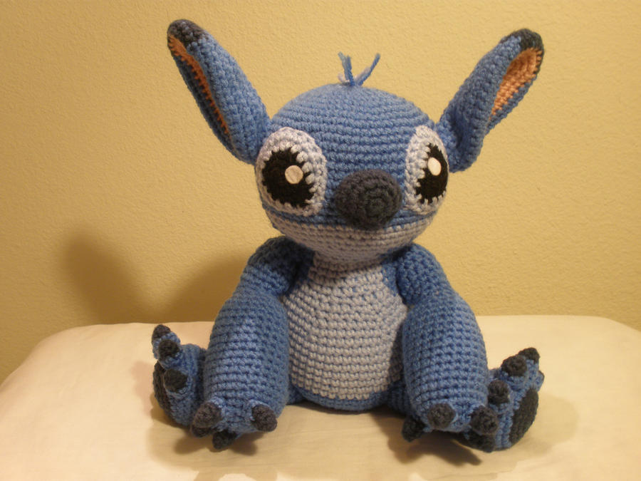Crocheted Stitch 1 by aphid777 on DeviantArt