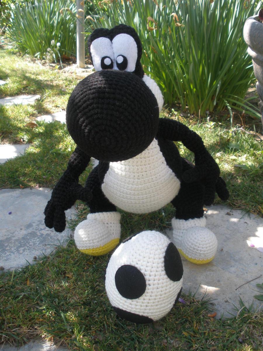 Free Yoshi Egg Crochet Pattern : Yoshi Laid an Egg by aphid777 on DeviantArt
