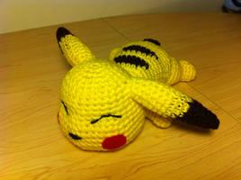Desktop Pikachu 2 by aphid777