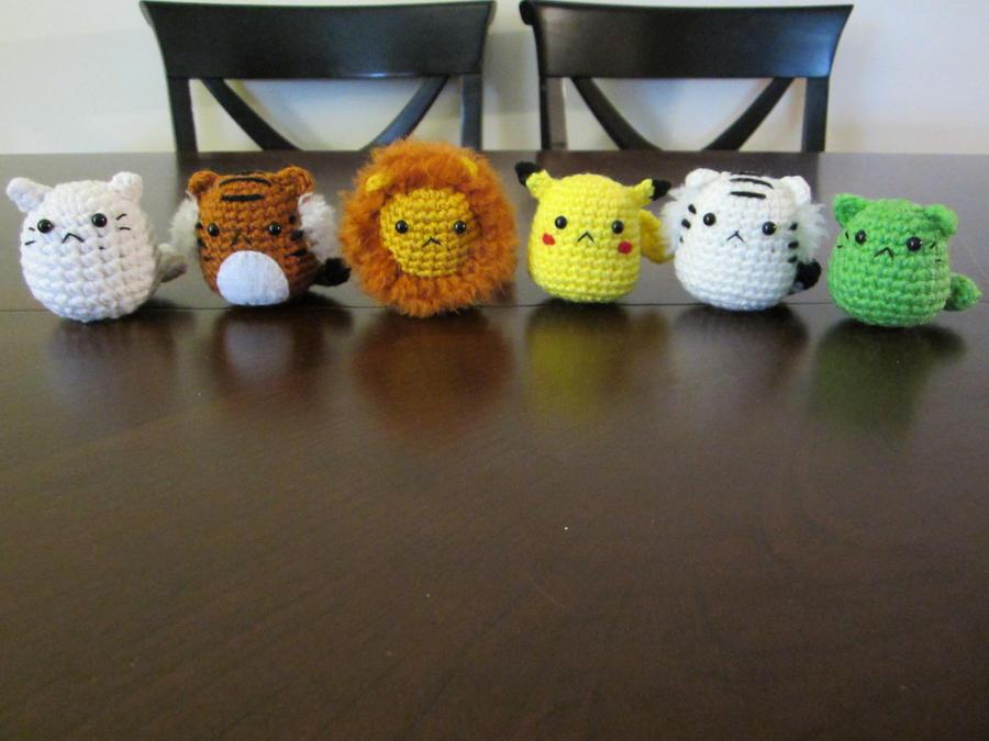 Amigurumi Patterns Pikachu : Valese's deviantart favourites