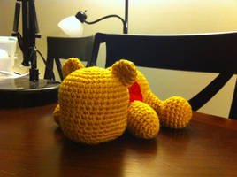 Mini Pooh WIP by aphid777