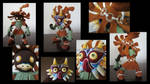 Skull Kid Multi-Views
