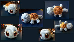 Baby Squirtle (with pattern)