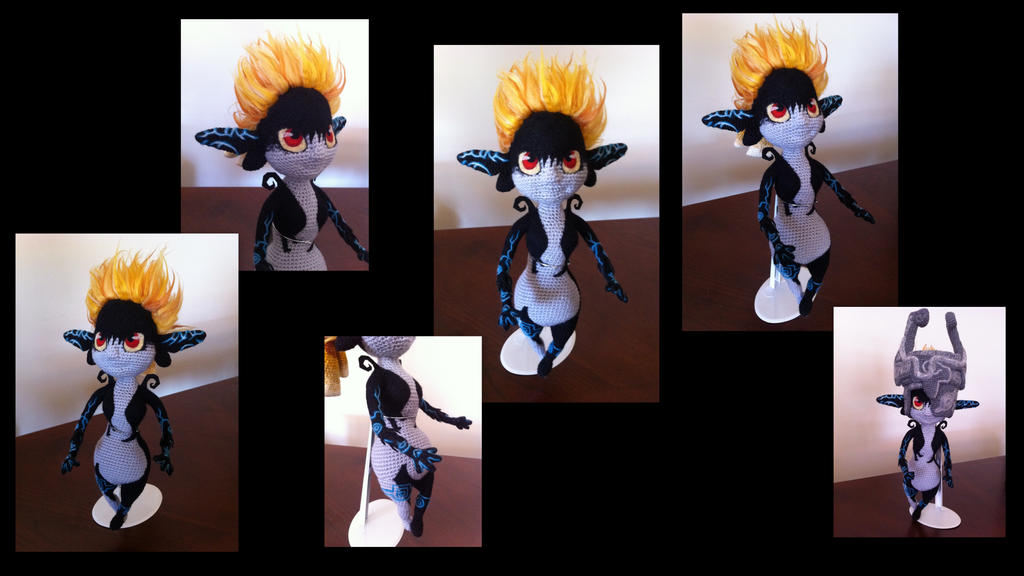 Midna Multi-View without Helmet by aphid777
