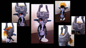 Midna Multi-View with Helmet