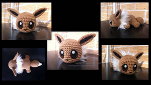 Baby Eevee (with pattern)