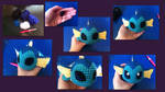 Needle Felted Eyes: A basic picture tutorial