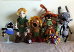 LoZ Amigurumi Collection