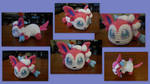 Baby Sylveon (with pattern)