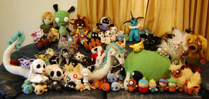 So I have a lot of toys..
