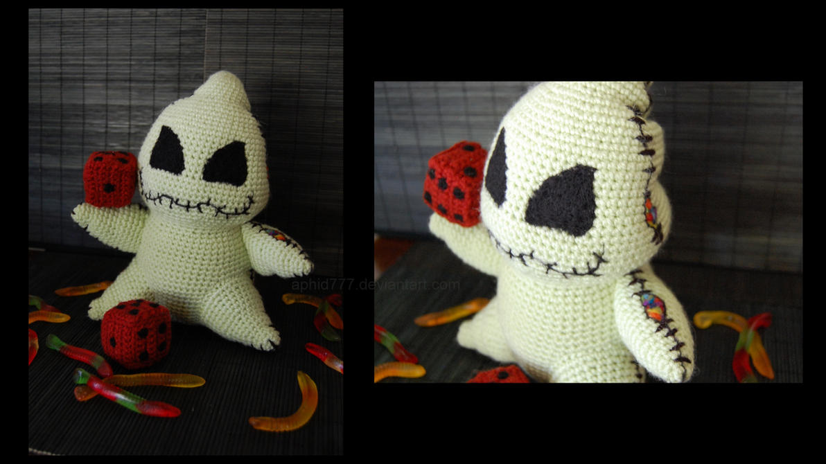 Baby Oogie Boogie by aphid777
