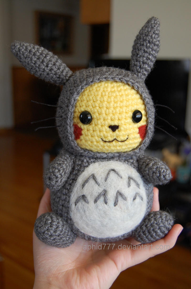 Pikachu in Disguise by aphid777 on DeviantArt