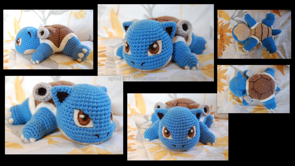 Baby Blastoise by aphid777