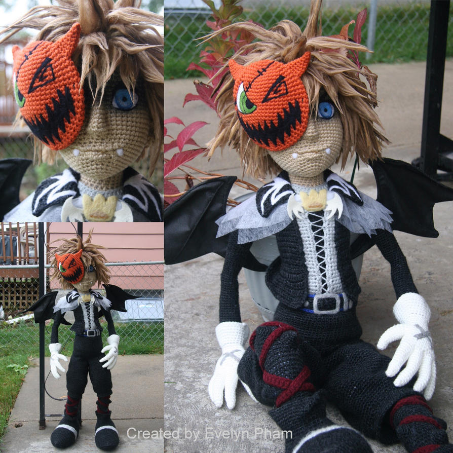 Halloween Town Sora by aphid777 on DeviantArt