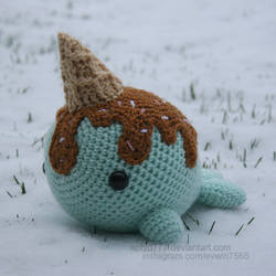 Ice Cream Narwhal