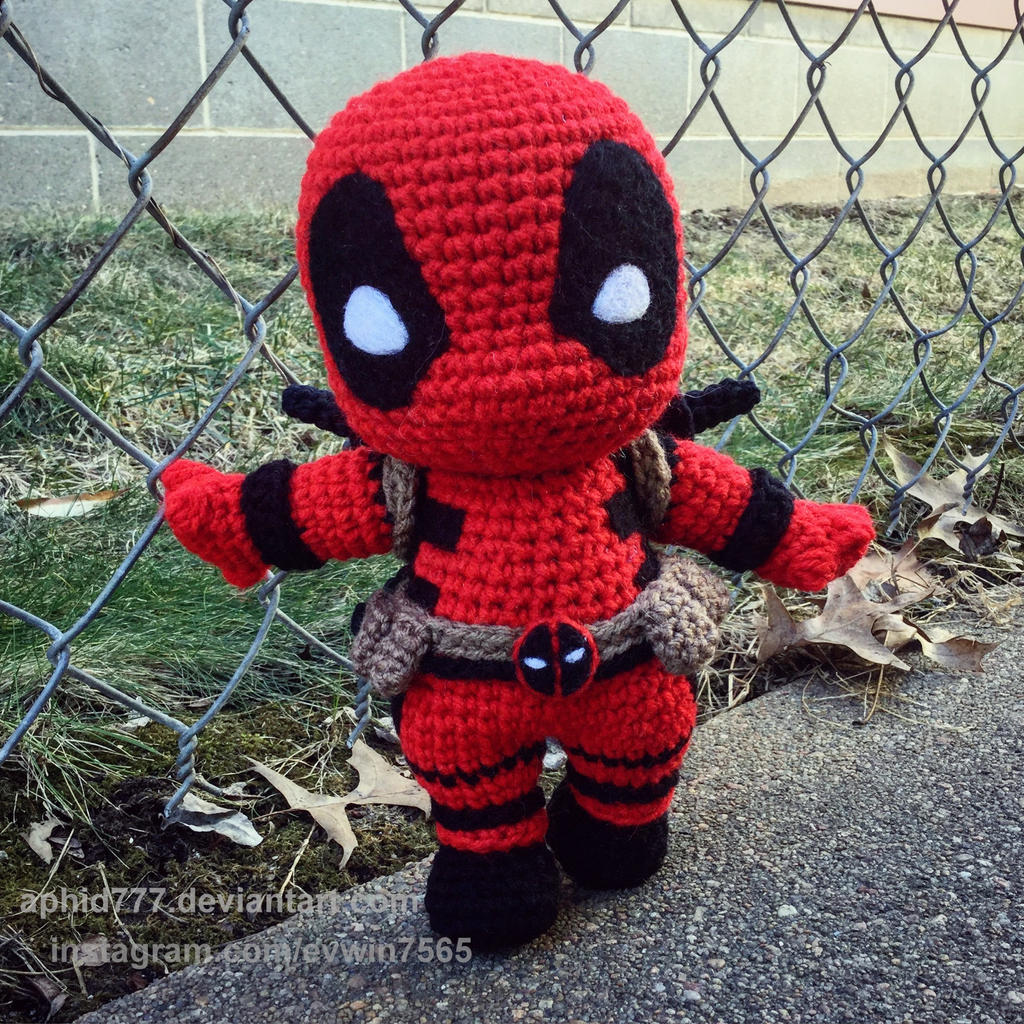 Deadpool by aphid777 on DeviantArt