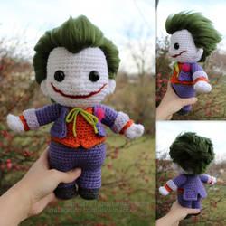 Joker by aphid777