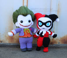 Harley and Mr. J