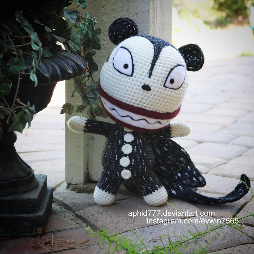 Vampire Teddy by aphid777 on DeviantArt