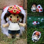 Princess Mononoke by aphid777