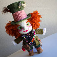 Mad Hatter by aphid777