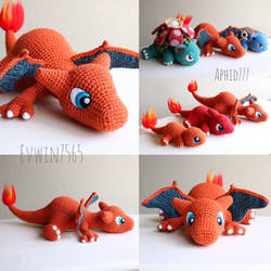 Baby Charizard by aphid777