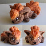 Vulpix by aphid777