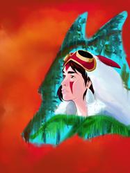 Princess, of momoke