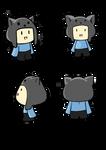 Character - Didi by FarucyoSaka