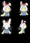 Character - Mimi by FarucyoSaka