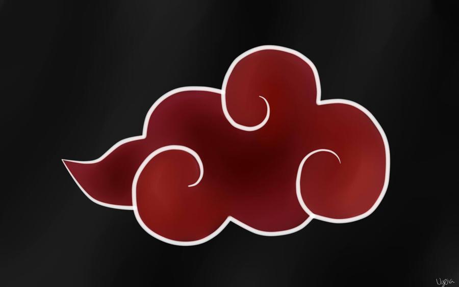 akatsuki clouds naruto - photo #20