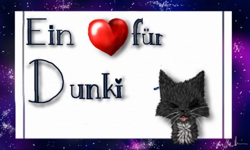 Dunkiiiiiii by TheLaughingFerret