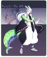 Adopt: Punch Me - 8 [CLOSED] by Hisekii
