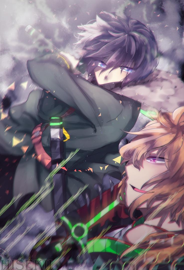 Crash Fever by Hisekii