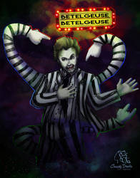 Beetlejuice The Musical by CasDwelis