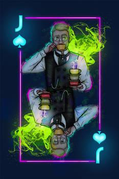 Henry Jekyll - Jack of Spades