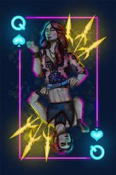 Hyeonjin Quinn - Queen of Spades