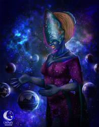 Omoriah - Goddess of Creation