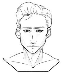 Portrait Doodles - Apollo