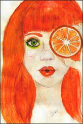 81. Orange