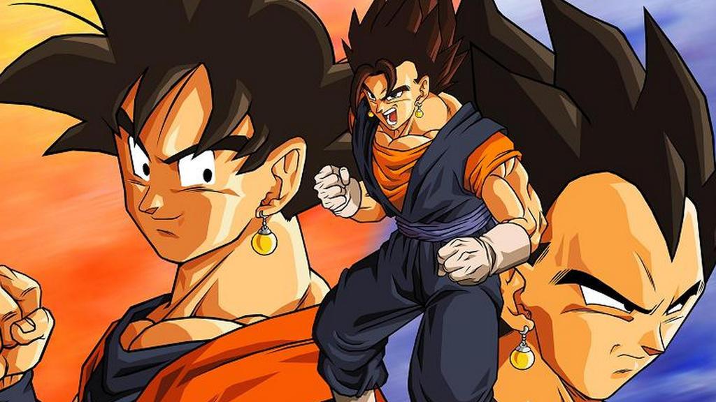 Goku Vegeta=Vegito By HD On DeviantArt