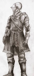 Armor study by Woodsie-One