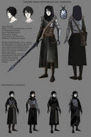 Yakone - character sheet by Woodsie-One