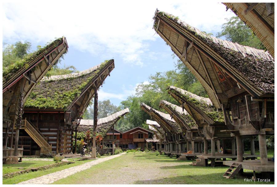 Download this Rumah Tongkonan Chikletz Dcso picture