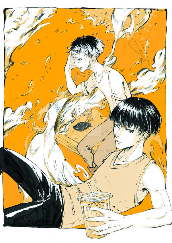 Sassan and Urie by Metapham