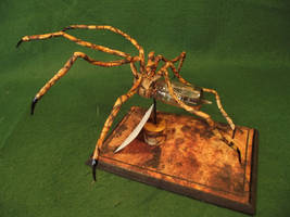 Another Kuriology Steampunk Valve Spider