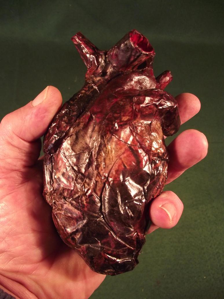 Anatomical Witchcraft Heart Curse Charm by Kuriologist on DeviantArt