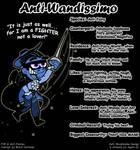 FOP- Anti-Wandissimo Profile